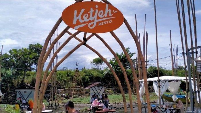 Ketjeh Resto : Tempat Makan Sambil Bermain Air di Klaten yang Sedang Hits di Media Sosial