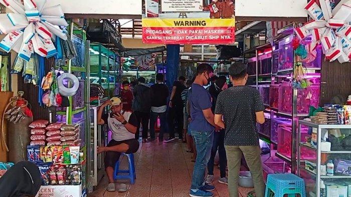 Pasar Ikan Hias Depok Solo : Surganya Para Pecinta Ikan, Pengunjung Datang Dari Berbagai Daerah