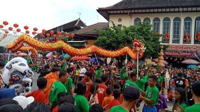 Mengenal Sudiroprajan, Wilayah Akulturasi Budaya Jawa dan Tionghoa