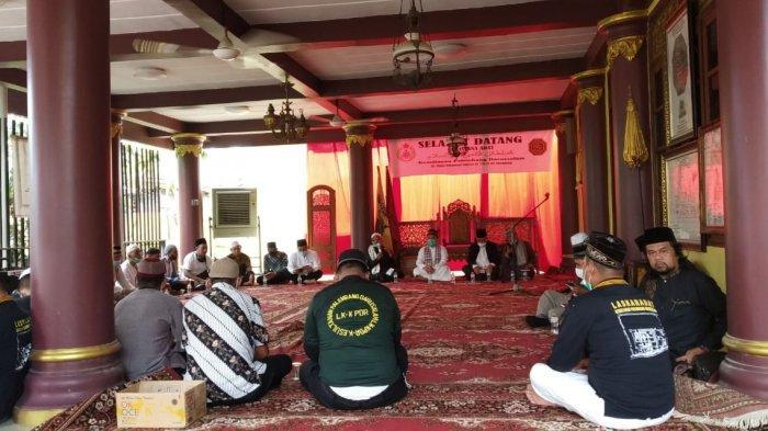 KPD Gelar Haul Memperingati Wafatnya Sultan Mahmud Badaruddin III