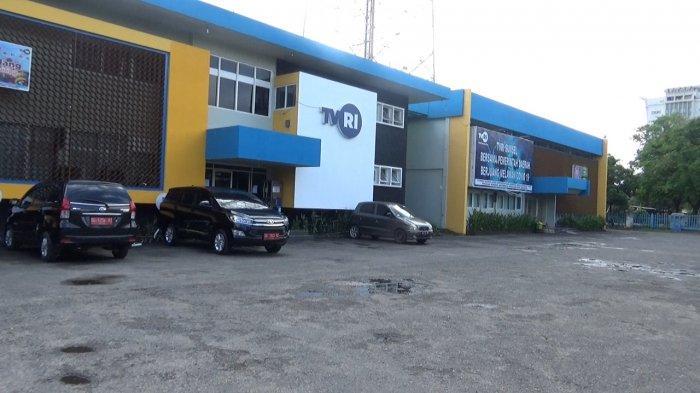 Satu Karyawan Meninggal Dunia Karena Covid-19, Kantor Stasiun TVRI Sumsel Tutup Seminggu