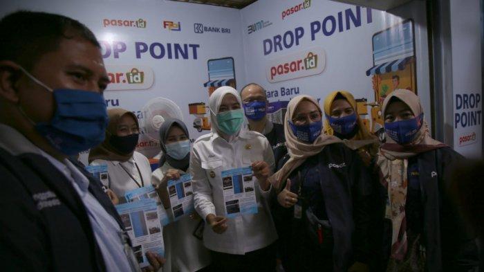 Belanja Kebutuhan Rumah Tangga di Palembang Sudah Bisa Lewat Pasar.id, Begini Caranya