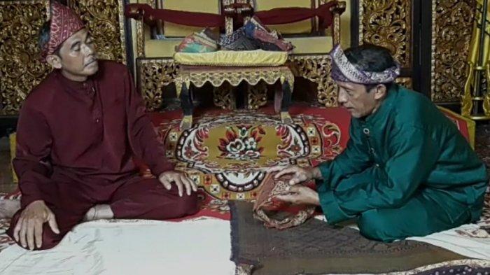 Tokoh Budaya Palembang Bagikan Tips Cara Membuat Tanjak