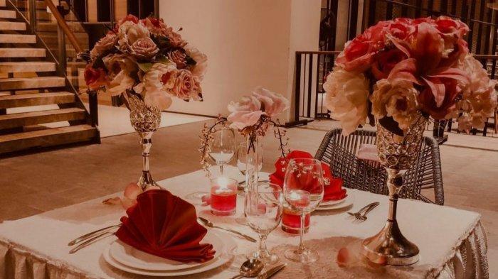 Lima Hotel di Palembang Tawarkan Paket Makan Malam Romantis Bersama Pasangan