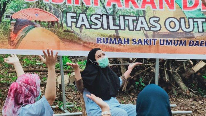 Jadwal Agenda di Camping Klinik Outbound RSUD Sekayu