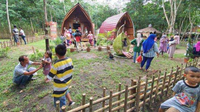 Air Itam Family Park, Wisata Modern di Tengah Perkampungan