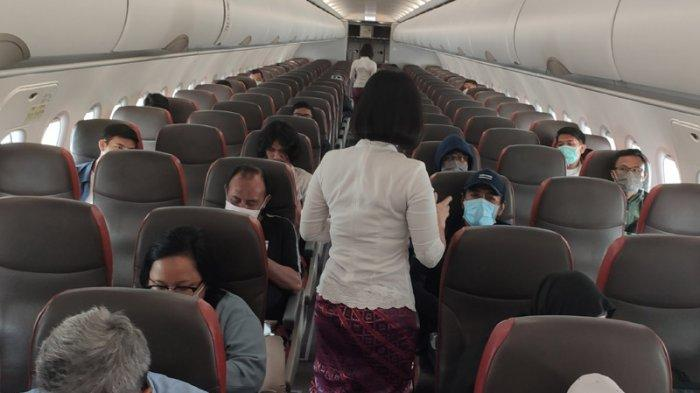 Tata Cara Naik Pesawat Bagi Pemula