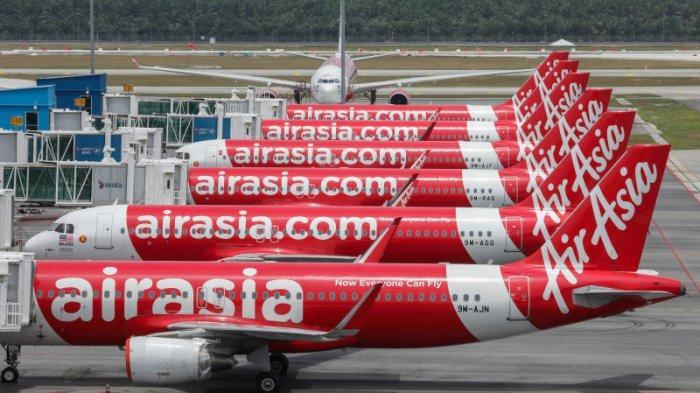 Terbang Bersama AirAsia Cukup Bayar Rp 1,6 Juta