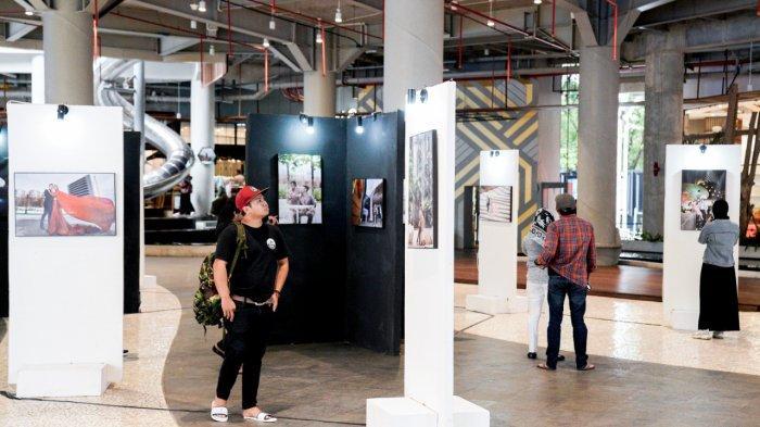 Pengunjung Bisa Lihat Hasil Karya Peserta Couple Photoshoot & MUA Competition di Nipah Mall