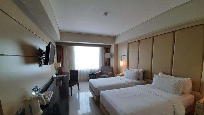 Nginap di Hotel Santika Makassar, Tamu Dimanjakan Fitness Center Hingga Spa
