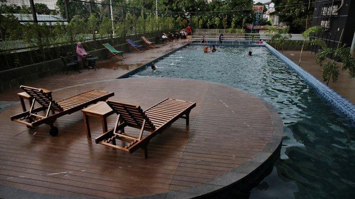 Asyiknya Berenang sambil Nikmati Kuliner di Mercure Makassar Nexa Pettarani