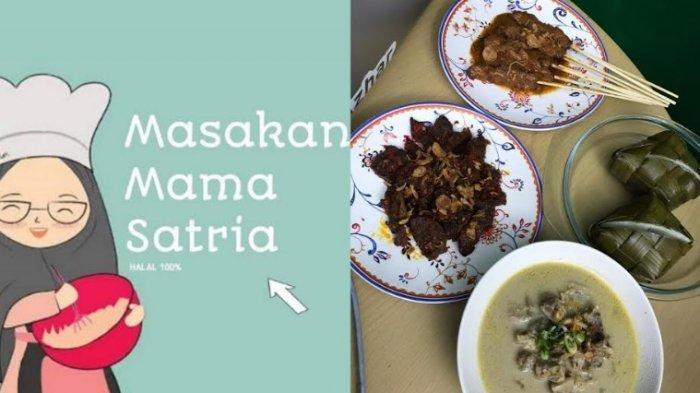 Sosok Dibalik Lezatnya Makanan Rumahan di Masakan Mama Satria