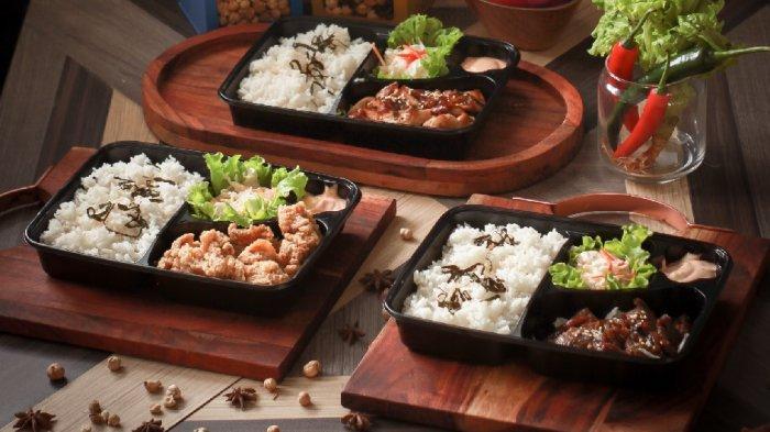 Bento Box Mercure Makassar, Mulai Rp 35 Ribu Pilihan Santap Siang dan Malam yang Lezat