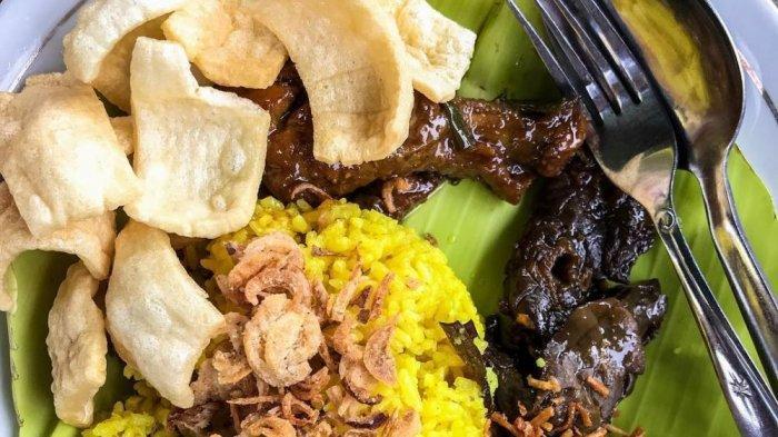 4 Tempat Jualan Nasi Kuning Enak di Kota Makassar