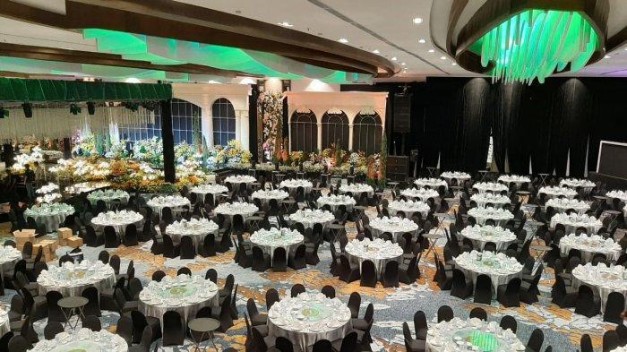 Intip Mewahnya Phinisi Ballroom Claro Makassar dengan Dekorasi Terbaru