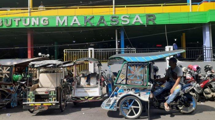 ON THE SPOT   Inilah Pasar Butung, Blok M-nya Makassar, Destinasi Berbelanja Grosir