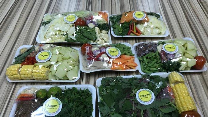 UMKM Sayuri, Jajakan 28 Jenis Sayur Instan yang Higienis dengan Harga Terjangkau