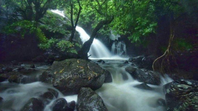 Surga Tersembunyi di Gowa, Air Terjun Leang Paniki
