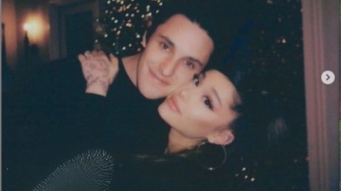 Profil Dalton Gomez, Pria yang Dinikahi Penyanyi Ariana Grande