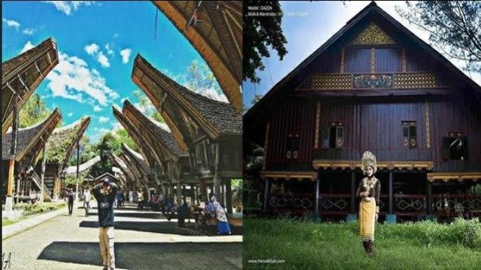 Inilah Nama-nama Rumah Adat & Pakaian Adat dari Seluruh Provinsi di Indonesia, Daerahmu Apa?
