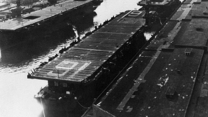 Inilah Kapal Induk Amerika Serikat yang Diberi Nama Makassar Strait, Begini Kisahnya