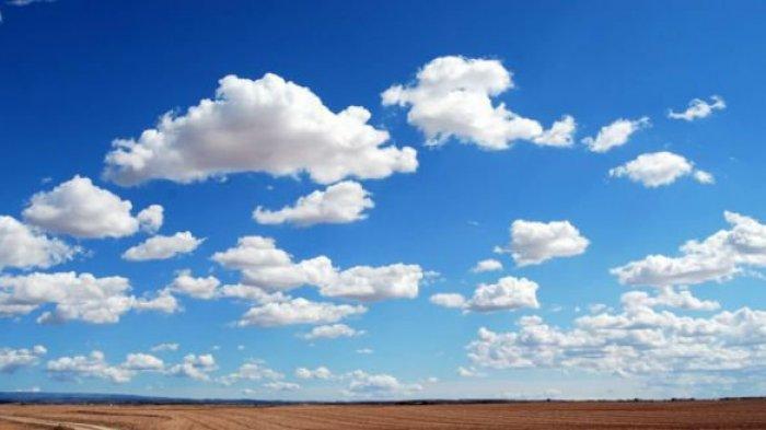 Langit Berwarna Biru di Siang Hari, Ini Penjelasannya