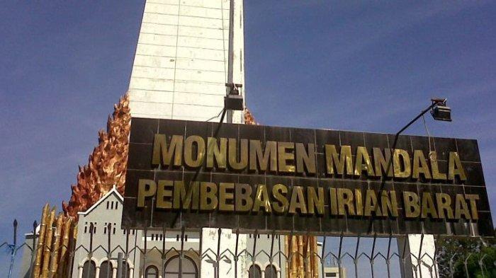 Mengenal Monumen Mandala, Simbol Pembebasan Irian Barat yang Berdiri Kokoh di Kota Makassar