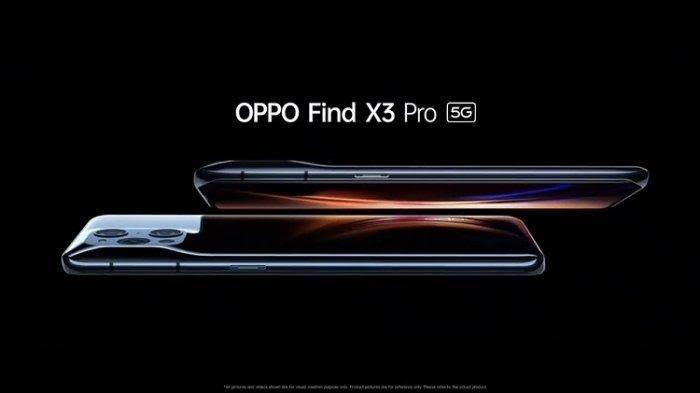 Spesifikasi Oppo Find X3 Pro 5G yang Resmi Masuk Indonesia, Harga Rp 15 Jutaan