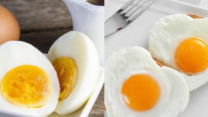 Mana yang Lebih Bermanfaat, Telur Rebus atau Telur Goreng? Simak Penjelasannya