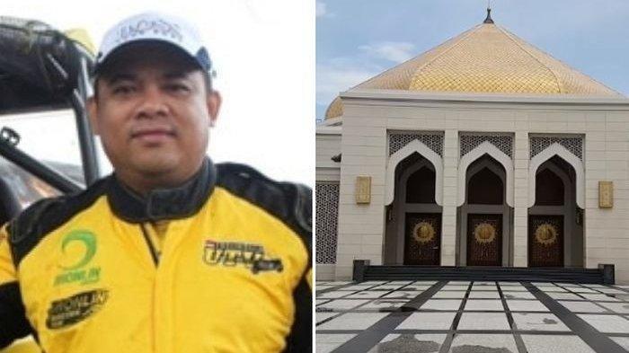 Haji Isam, Orang Kaya Kalimantan Selatan yang Bangun Masjid dan Umrahkan Guru