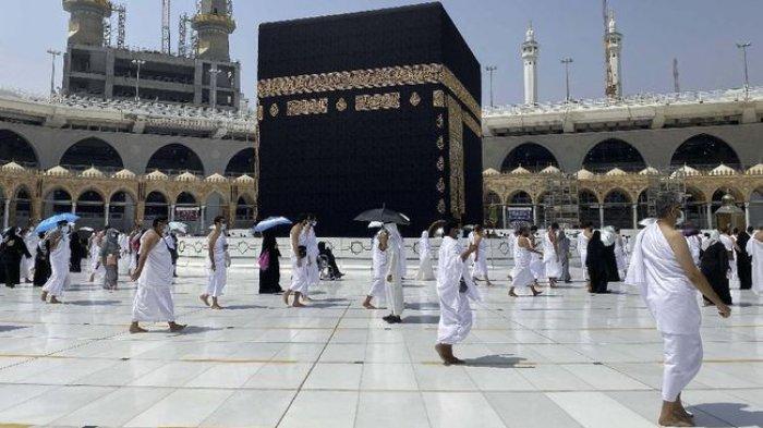 Belum Ada Kepastian Haji 2021