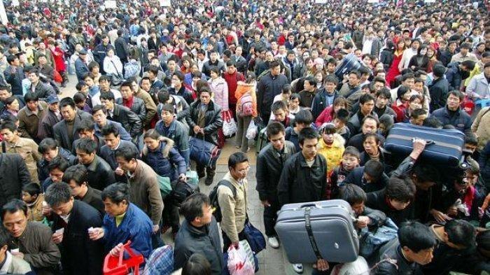 Populasi Penduduk China Diklaim Mengalami Penurunan, Warganya Dirayu Punya Lebih Satu Anak