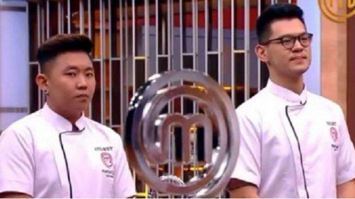Profil Juara Masterchef Indonesia Season 7; Jerry Andrean! Poin Beda Tipis Audrey, Langsung terkenal