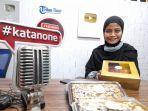 Cerita UMKM Mellslicious Amelia Utami di Program #KataNone, Jualan Brownies di Tengah Pandemi