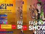 76 Busana Rancangan Mahasiswa PKK FT UNM Siap Dipamerkan Dalam Semi Virtual Fashion Show 2020