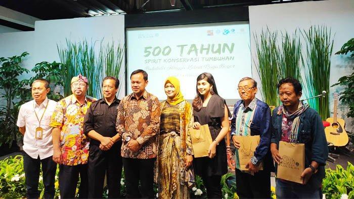 Menggali 500 Tahun Konservasi di Kebun Raya Bogor