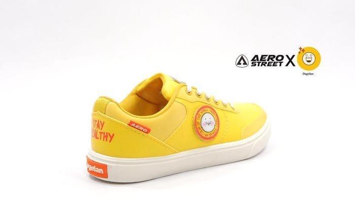 Sepatu Kuning ini Ludes Terjual dalam Waktu Kurang dari 6 Menit