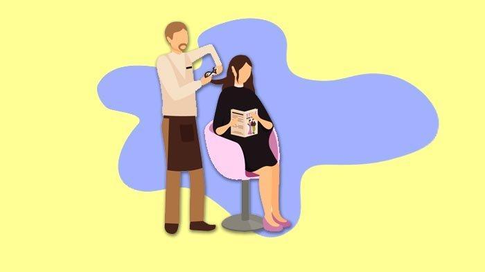 Warga DKI Jakarta Boleh ke Salon lagi, Asal Sudah Vaksinasi Covid-19