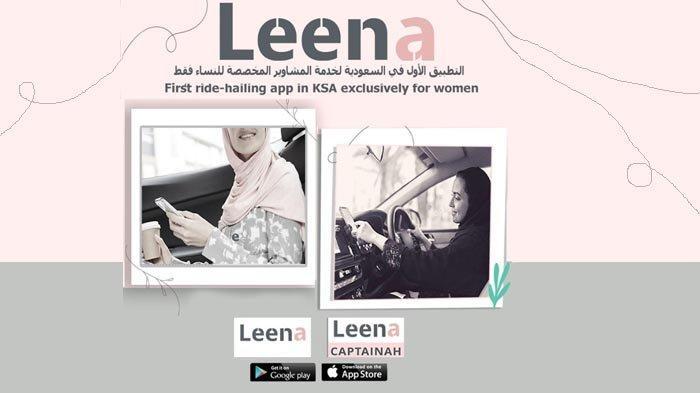 Leena, Aplikasi Taksi Daring Khusus Perempuan di Arab Saudi
