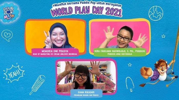 #MainYuk dari Paddle Pop Tawarkan Aktivitas Liburan Sekolah Anti-bosan saat di Rumah saja