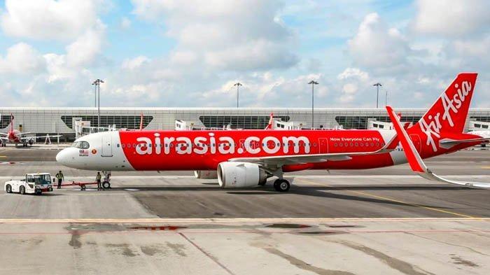 Air Asia Indonesia Dijadwalkan Beroperasi Kembali pada 7 Mei 2020