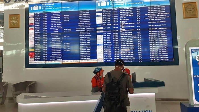 Bandara Soekarno Hatta Perketat Pengawasan Penumpang Kedatangan Internasional