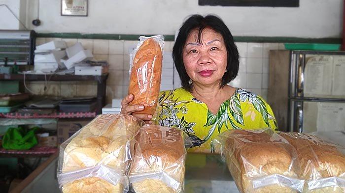 Delicious Bakery Jualan Roti Sejak Zaman Penjajahan Belanda