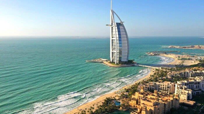 Hore, Seluruh Uni Emirat Arab Sudah Terima Wisatawan