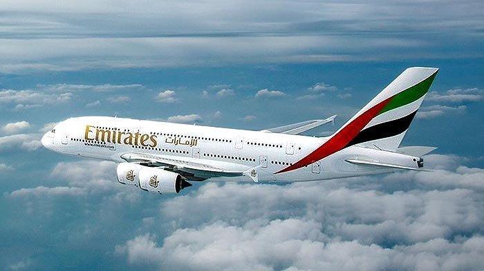 Emirates Lakukan Penerbangan Khusus ke Jakarta Hari Ini
