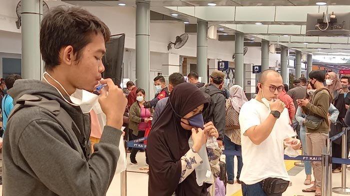Tarif Pemeriksaan GeNose C19 di Stasiun KA Naik Rp 10.000 Mulai 20 Maret 2021