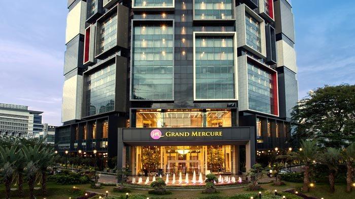 Rayakan Natal dan Tahun baru Dalam Balutan Kemewahan di Hotel Grand Mercure Jakarta Kemayoran
