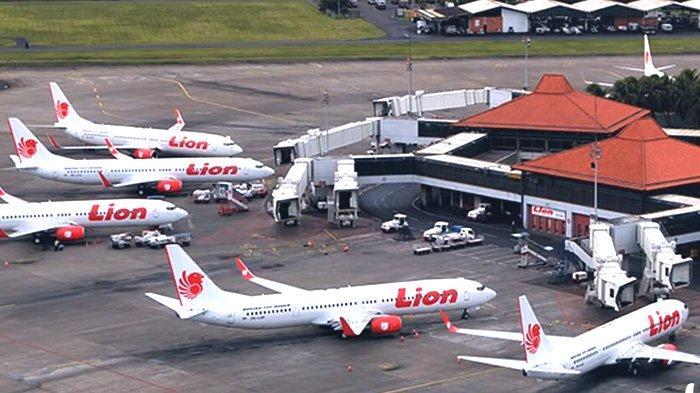 Lion Air Batalkan Penerbangan ke Malaysia