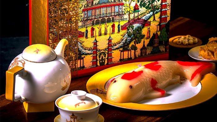 Sambut Tahun Tikus Logam di Hotel Mulia dengan Penganan Khas dan Doa