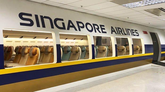 Singapore Airlines Buka Fasilitas Latihannya untuk Program Wisata Keluarga